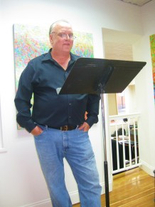 2nd Thursdays Poetry in Bryn Mawr 015